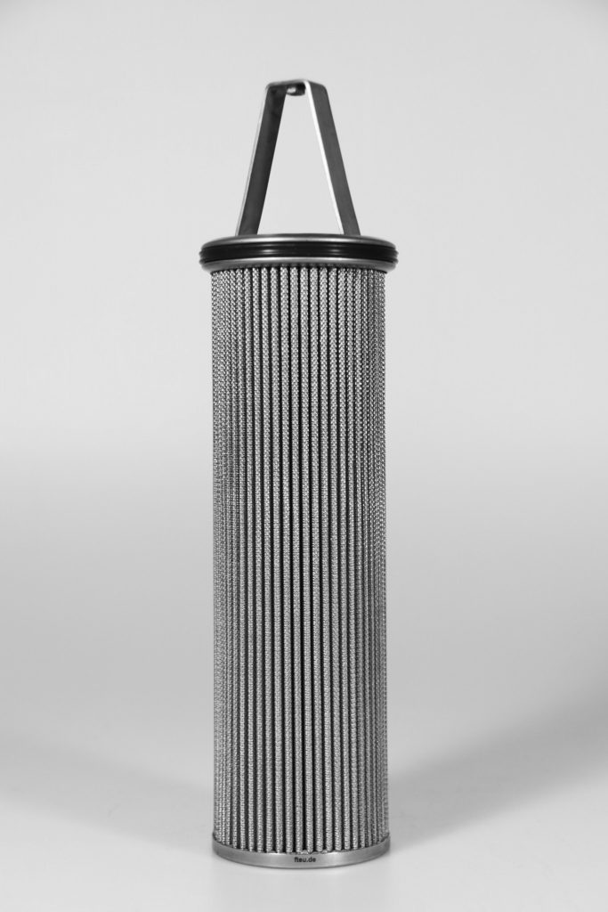 Pleated Candle Filters Of Metal Mesh Fteu 174